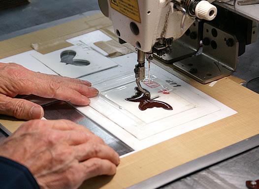 服飾資材の製造