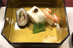 かに🦀のお寿司