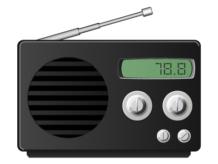 10月 池田 ラジオとか