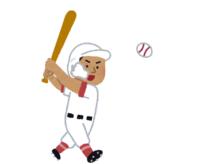 3月 池田  プロ野球開幕!